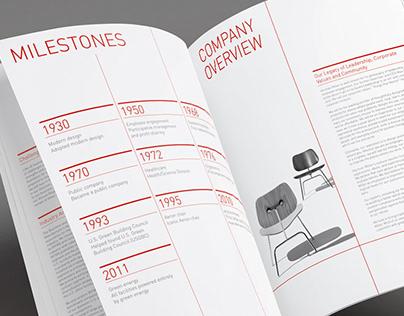 Annual Report - Herman Miller