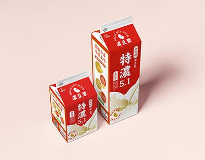 光泉 特濃5.1無加糖濃豆漿