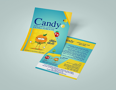 Out Door and printings for Candy