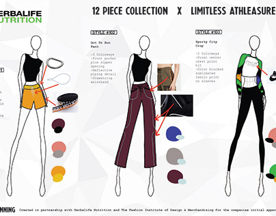 Herbalife Nutrition Street Wear Collection