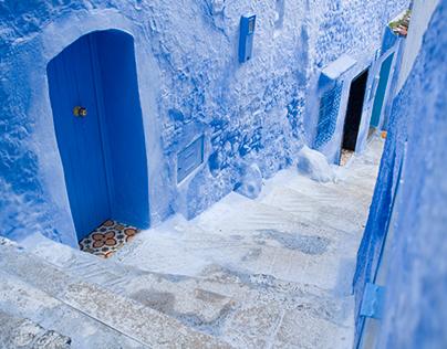 Chefchohuen - Marruecos