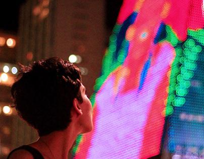 FEMEMÓRIA / Intervenção Urbana Digital