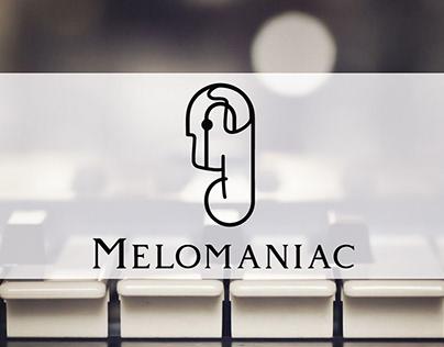 musical brand logo