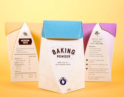 Bake King Re-packaging | PACKAGING DESIGN