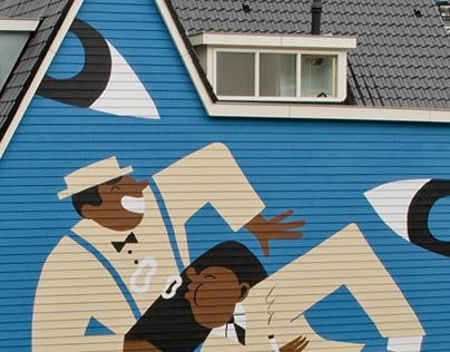 Mephisto Mural Rotterdam