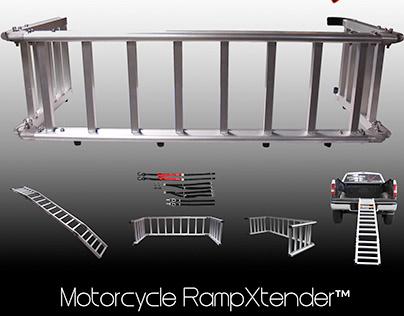 Motorcycle RampXtender Social Media Icons