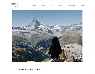 Personal Website Development & Design
