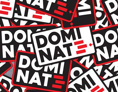 Dominate Esports Agency | Branding