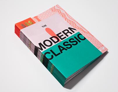 Morgans Modern Classic Zine