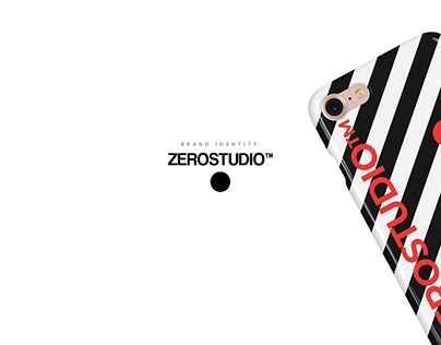 ZEROSTUDIO™ - BRAND IDENTITY