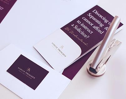 Ashlie Prescott Family Law   Branding
