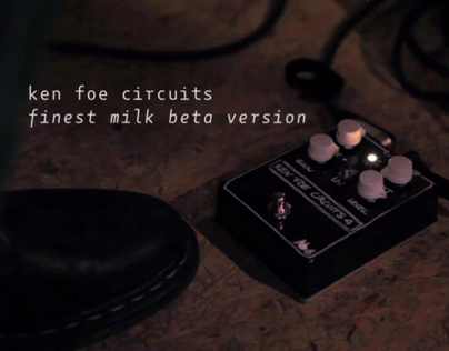 Ken Foe Circuits Finest Milk | Demo Video