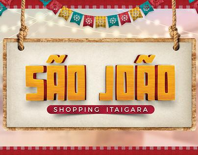 São João (2019) - Shopping Itaigara
