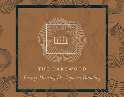 The Oakswood | Luxury Housing Development Branding