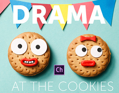 Drama at the Cookies