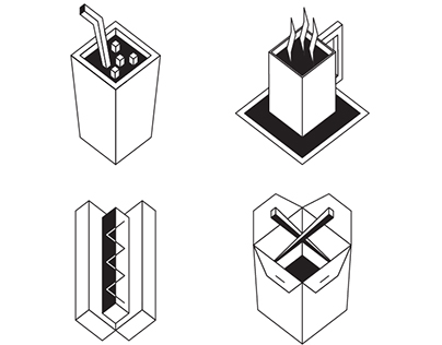 Food Court Icons