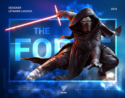 The Force Web Design