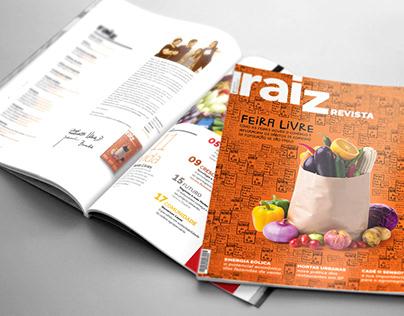 Projeto acadêmico | Revista Raiz