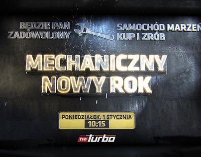 TVN Turbo - Mechaniczny Nowy Rok