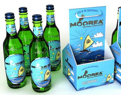 Moorea Point of Sale concept