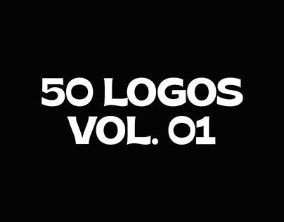 50 LOGOS VOL. 01