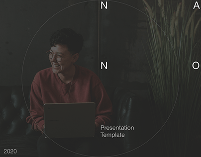 NANO - FREE Presentation Template
