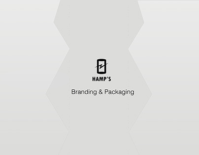 Branding & Packaging - Hamp's