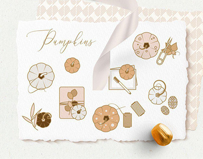 Charming Fall Icons