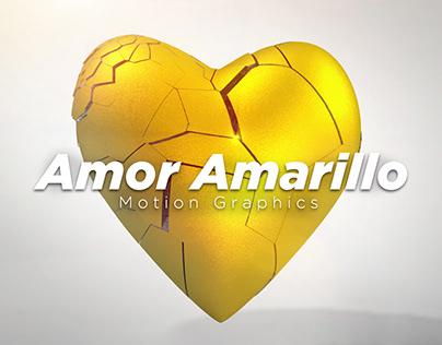Amor Amarillo - CGI, VFX y Montaje
