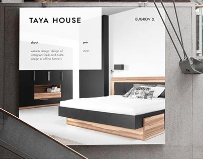 Online store TAYA HOME