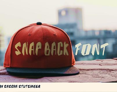 Snapback Font