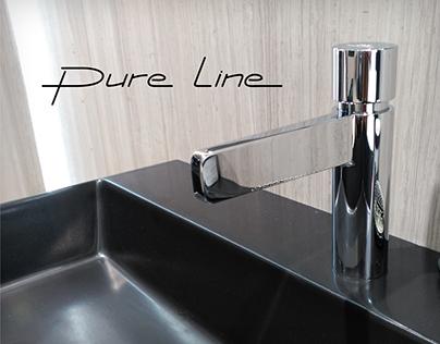Grifería Pure Line
