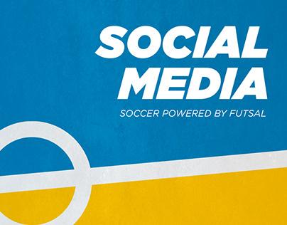 Social Media | Soccer Powered by Futsal