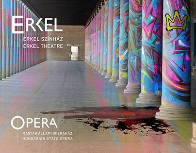 Opera - The Coronation of Poppea
