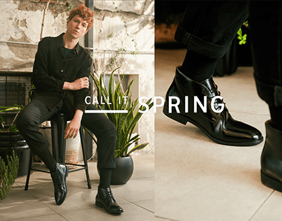 Campaña CALL IT SPRING