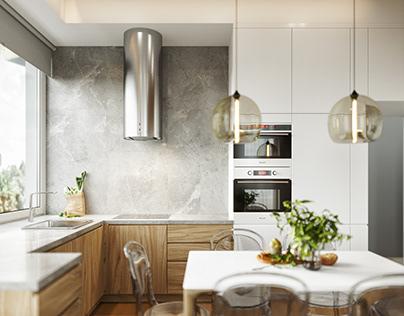 Kitchen Living Room_5
