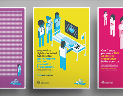 Wits University Donald Gordan Medical Centre Posters