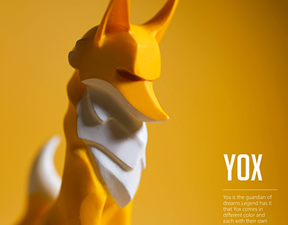 J.T studio - Yox