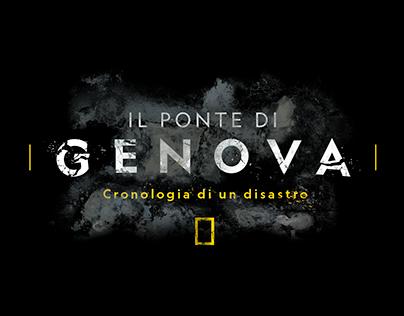 """GFX DOCUMENTARIO """"IL PONTE DI GENOVA"""""""