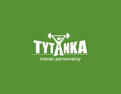 TYTANKA personal trainer logo