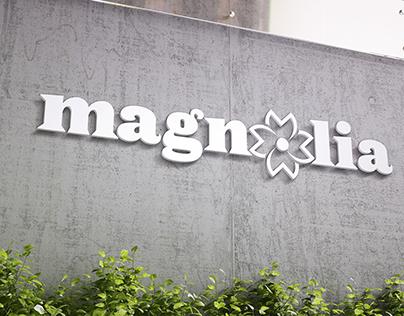 Magnolia Logo Designs
