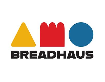 BREADHAUS - brand identity