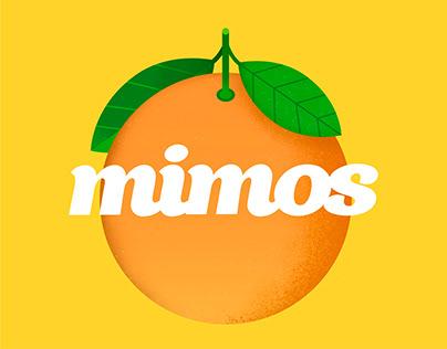 MIMOS | Packaging illustration