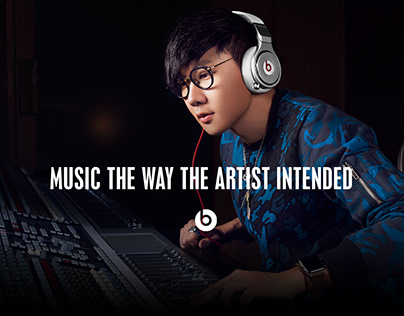 BEATS - MUSIC THE WAY THE ARTIST INTENDED