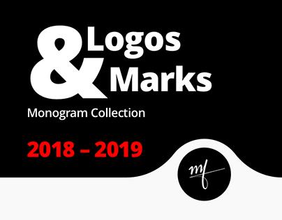 2018 - 2019 Logos & Marks monogram collection