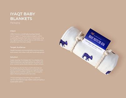 Baby Blanket Packaging