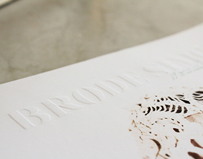 Brode Simone - Embroidery Magazine