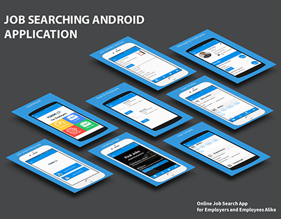 Job Searching Android Application