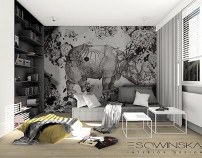 Teenager Room/ Pokój dla nastolatka