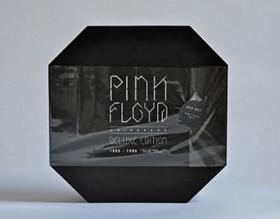 Pink Floyd / deluxe edition
